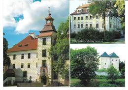 3060t: AK Trebon, Ungelaufen - Tschechische Republik