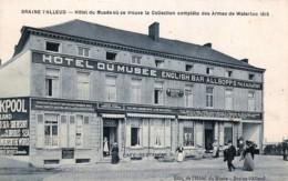 Belgique - Braine-l' Alleud - Waterloo - Hôtel Du Musée - Braine-l'Alleud