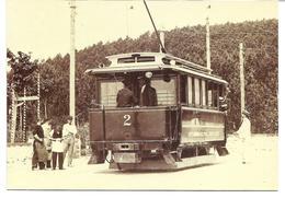 3060q: AK Trenovia Trieste- Opicina 1902- 1992 - Eisenbahnen
