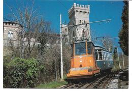 3060r: AK Trenovia Trieste- Opicina 1902- 1992 - Eisenbahnen