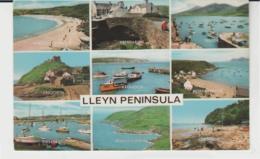 Postcard - LLeyn Peninsula Nine Views,card No..1110015j - Unused Very Good - Postcards