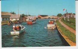 Postcard - Bridge Over The River Thurne, Potter Heigham, Norfolk Broads, Card No..pt13807 - Unused Very Good - Postcards