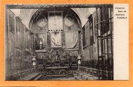 Puebla Mexico 1907 Postcard - Mexique