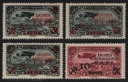 Frankreich - Levante 1942 - Mi-Nr. 40-43 ** - MNH - Flugzeuge / Airplanes - Levant (1885-1946)
