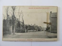 Goderville - Carte à Système Multivue - La Route Du Havre - Travail Probablement Artisanal - Non-circulée - Goderville
