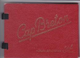 CARNET De 10 Mini-photos--40---CAP-BRETON-HOSSEGOR----voir 11 Scans - Lieux