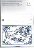 3060k: 10 AKs Thai Floating Market, Ungelaufen Im Folder - Thaïland