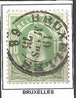 7E-873: N° 30: Dc: BRUXELLES - 1869-1883 Leopold II
