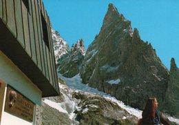 Aosta - Courmayeur - Rifugio Monzino - Nv - Altre Città