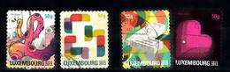 """Luxemburg 2013 Mi Nr  1977 - 1977: Kunst Thema"""" L Op De Postzegel """" - Gebruikt"""