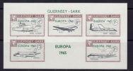 GUERNSEY SARK 1965 EUROPA CEPT  MS MNH - 1965