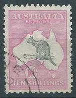 Timbre-Poste AUSTRALIE N°: 13 - 1913-48 Kangaroos