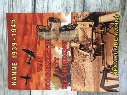 Kanne 1939-1946 - Historia