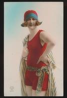 BELLE FEMME    MOOIE VROUW   CARTE PHOTO -  FOTOKAART - Femmes