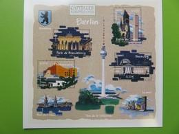 PAP - Carte Postale Pré-timbrée - Timbre International Reichstag - Berlin Capitale Européenne - Série Capitales - Documents Of Postal Services