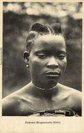 Cpa CONGO BELGE - Femme Moganzulu, Circulée 1911 KINSHASA - Congo Belga - Otros