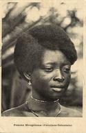 Cpa CONGO BELGE - Femme Mongelema, Circulée 1911 KINSHASA - Congo Belga - Otros