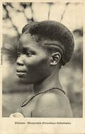 Cpa CONGO BELGE - Femme Manyema, Circulée 1911 KINSHASA - Congo Belga - Otros