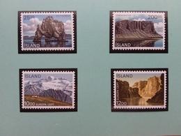 ISLANDA - Nn. 684/85 Nuovi ** + 801/02 Nuovi ** + Spese Postali - Nuovi