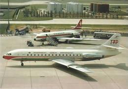 Modern Air Convair 900 N5607 At BFI - 1946-....: Era Moderna