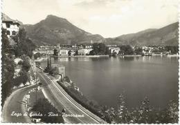W3436 Riva Del Garda (Trento) - Lago Di Garda - Panorama / Non Viaggiata - Autres Villes