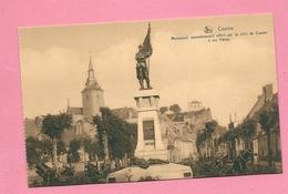 C.P.  Couvin = Monument 1914-1918 - Couvin