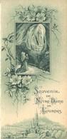 SOUVENIR DE NOTRE DAME DE LOURDES - Religion &  Esoterik