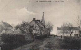 03 CHAMBERAT  Rue De L'Ecole - France