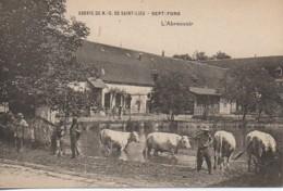 03  SEPT-FONS Abbaye De N.D. De Saint-Lieu   L'Abreuvoir - Frankreich