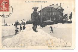 73 PLATEAU DU REVARD HOTEL PLM - Autres Communes
