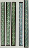 Lot De 5 Roulettes Pasteur Différentes, **/*, TB - Stamps