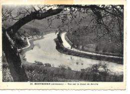 08 MONTHERME VUE SUR LE CANAL DE DEVILLE - Montherme