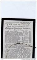 Kanunnik Debbaudt August °Sinaai 1829, Gent Sint Baafs Lokeren Ronse, Eeklo + Belzele 6/11/1904 - Obituary Notices