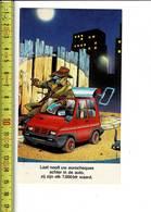 51192 - BANK VAN ROESELARE EN WEST VLAANDEREN - EUROCHEQUE - Advertising