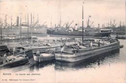Belgique - Anvers - Le Bassin Aux Charbons - Antwerpen