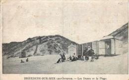 Belgique - Ostende - Bredene - Les Dunes Et La Plage - Oostende