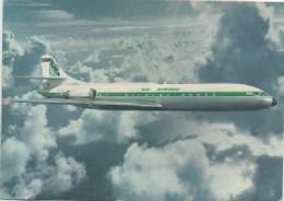 AVIATION-Jet CARAVELLE 11 R D'Air Africa - 1946-....: Modern Era
