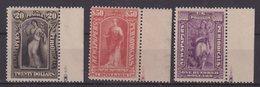 ETATS-UNIS : JOURNAUX . N° 51/53 . ** . BDF . 1897 . - Unused Stamps