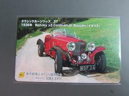 110-016 Bentley Continental Baujahr,used - Japón