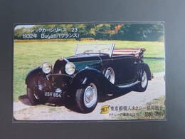 110-016 BUgatti 1932,used - Japón