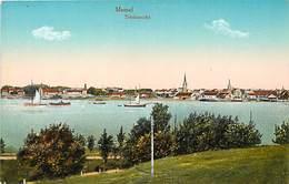 Pays Div- Ref T672- Lituanie  - Memel - - Lituanie
