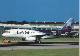 LAN Airlines S.A Airbus A319-131 D-AVWN At XFW - 1946-....: Era Moderna