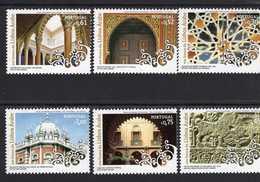 3118 - 3123 Arabische Einflüsse  ** Postfrisch, MNH, Neuf - 1910-... República
