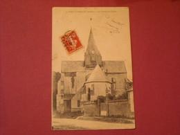 Mailly-Maillet - Le Chevet De L'Eglise - Frankreich