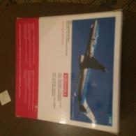 HERPA 1:500 AIRBUS 330 KLM 95° ANNIVERSARY - Modelbouw