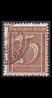 GERMANY REICH [1921] MiNr 0161 ( O/used ) - Germany