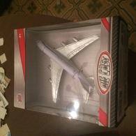 DIE CAST MODEL AIRBUS 380 BIANCO - Modelbouw