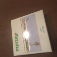 SCABAK 1:600 BOEING 747 ALITALIA BULGARI - Maquetas