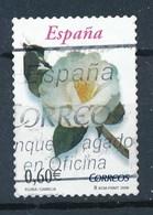 Spanien 2008 Mi. 4288 Gest. Blume Kamelie - 1931-Heute: 2. Rep. - ... Juan Carlos I