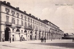S2180 Cpa Italie - Asti - Palazzo Pagliani - Asti